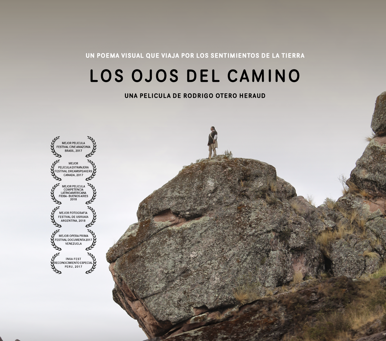 LOS OJOS DEL CAMINO-DOCUMENTARY