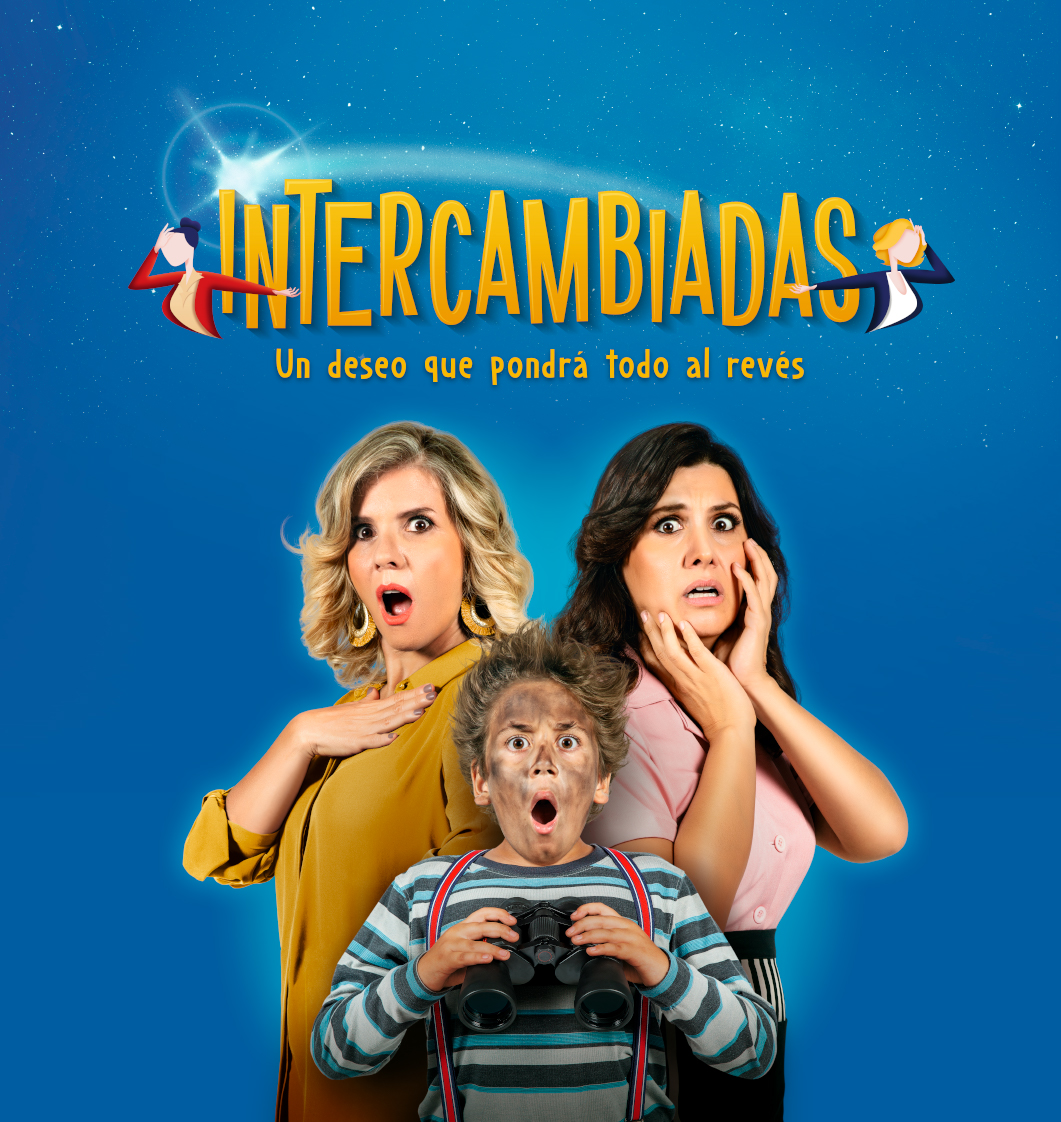 INTERCAMBIADAS- COMEDY