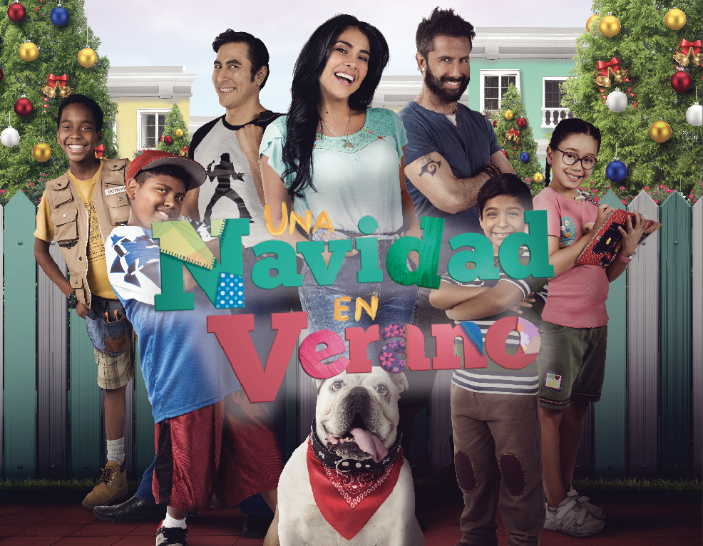 UNA NAVIDAD EN VERANO-FAMILY COMEDY