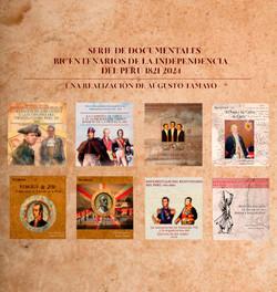 BICENTENARIOS- SERIES- DOCUMENTARY