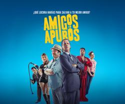 AMIGOS EN APUROS - COMEDY