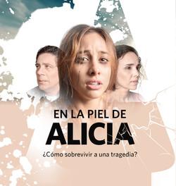 EN LA PIEL DE ALICIA- NOVELA