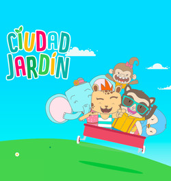 CIUDAD JARDIN- ANIMATION