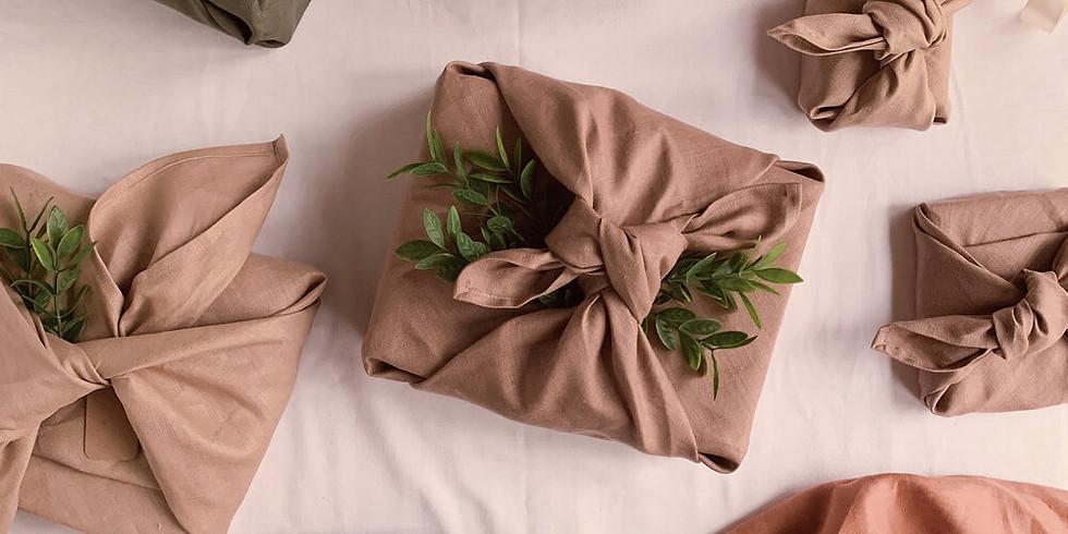 Le boudoir d'Ariette - Ma box de Noël zéro déchet