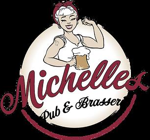 Logo Michelles Pub Brasserie.png