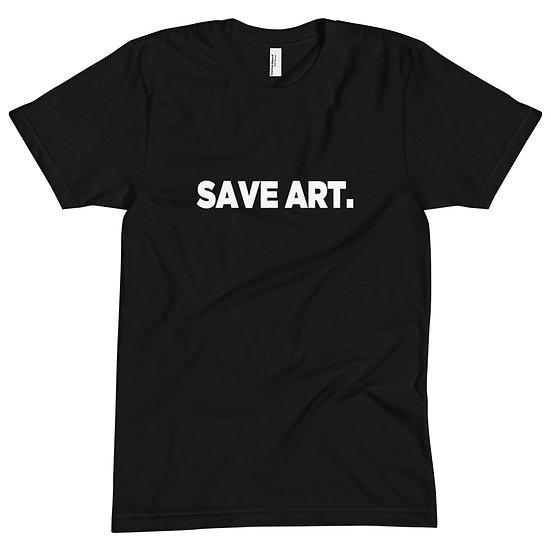 SAVE ART TEE