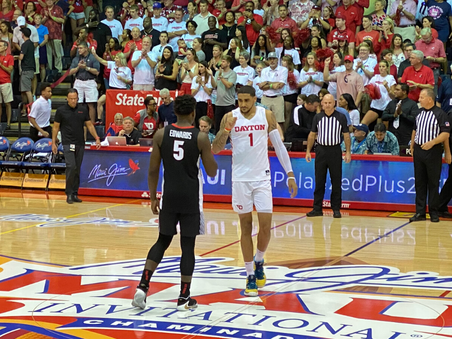 A Closer Look at Anthony Edwards and Obi Toppin at the Maui Invitational