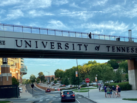 First Stop, Knoxville, Tennessee