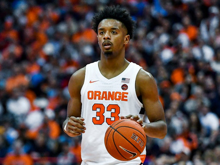 2020 NBA Draft: Getting to Know Elijah Hughes