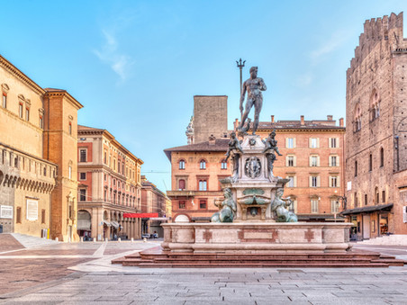 My Past Life as a Sports Agent: Bologna, Italy