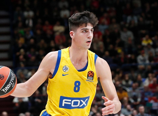 2020 NBA Draft: Top International Prospects