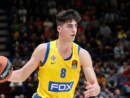 2020 NBA Draft: Top International Prospects
