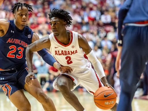 The Pride of the Crimson Tide, a Scouting Trip Home
