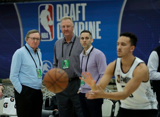 Coronavirus, NBA Agents' Newfound Power, and the 2020 NBA Draft