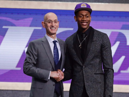 NBA Draft: Same Pick, Different Values