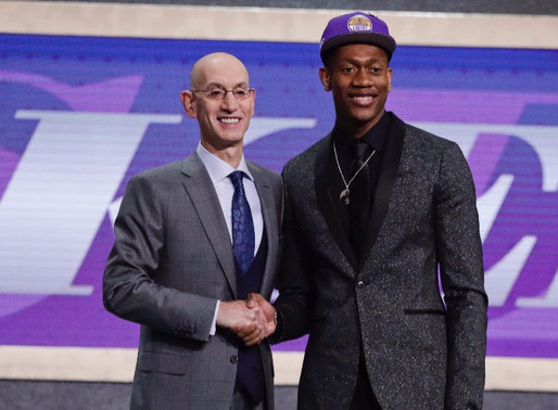 NBA Draft: Same Pick, Different Values