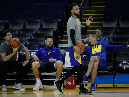 What Do the Golden State Warriors Do Next?