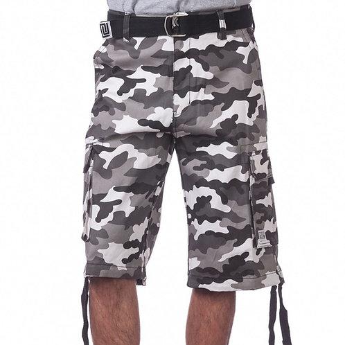 Proclub Twill Cargo Shorts