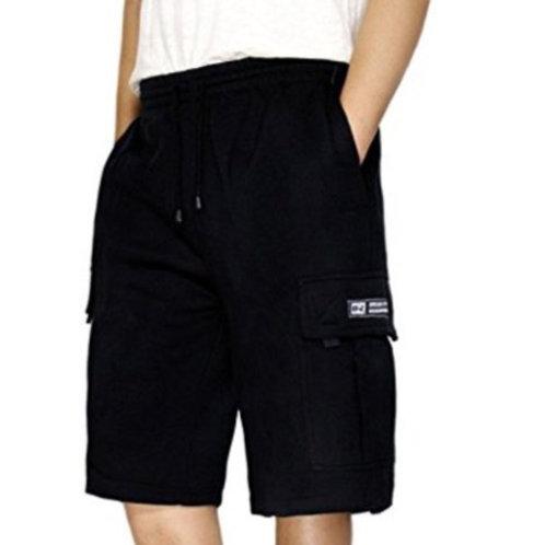 Dream USA Heavyweight Fleece Cargo Shorts