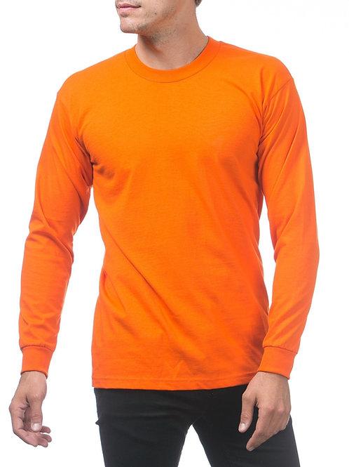 Proclub Heavyweight Cotton Long Sleeve T-shirt