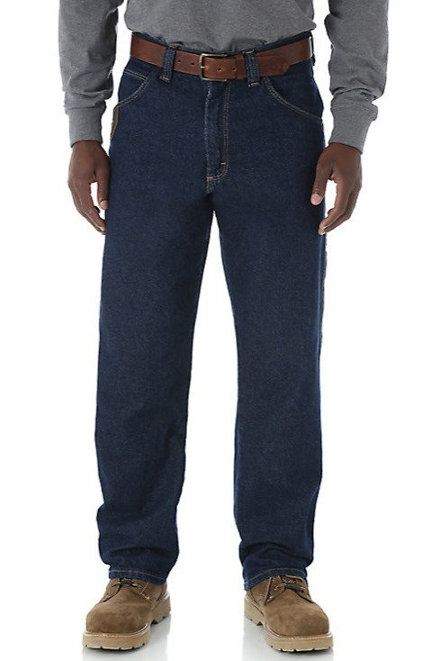 WRANGLER RIGGS (Relaxed Fit - Contractor Jean) Size 52 TO 60