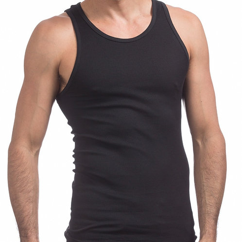 Proclub Cotton Ribbed A-Shirts (3Pack)