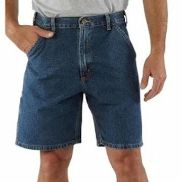 TUFF Jean Loose Fit Shorts