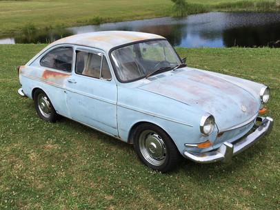 1967 VW Fastback