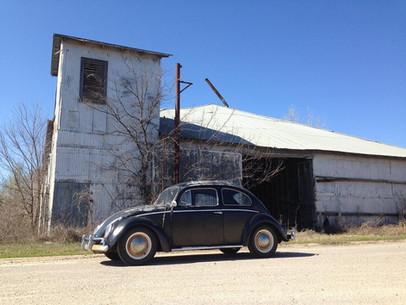 1959 Black Bug