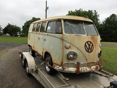 1967 11-Windows Bus