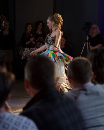 Read(y) to Wear Fashion show