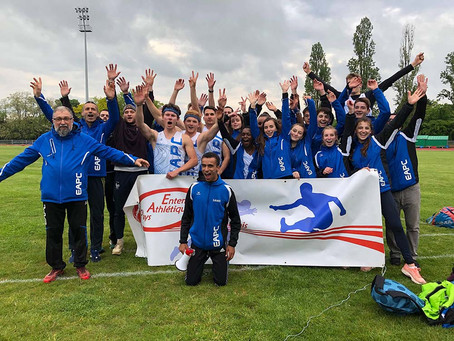 Finale INTERCLUBS 2019 : le tour du collectif