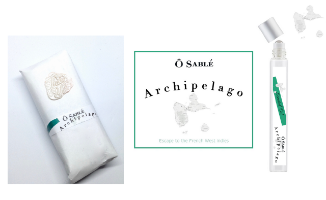 Archipelago Set - Scented Oil and Soap