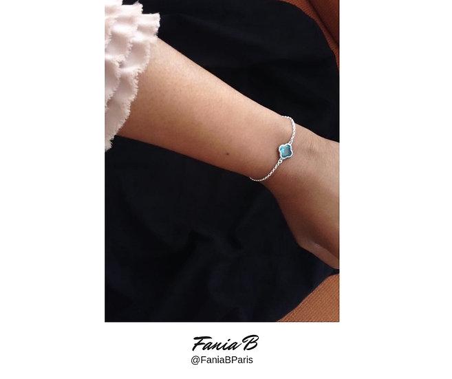 Bleu Mer Bracelet