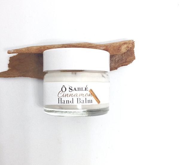 Cinnamon Hand Balm