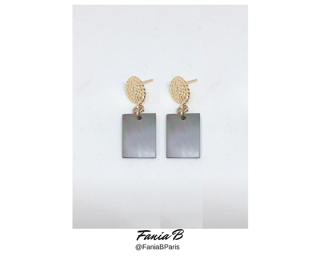 Earrings Style No.3
