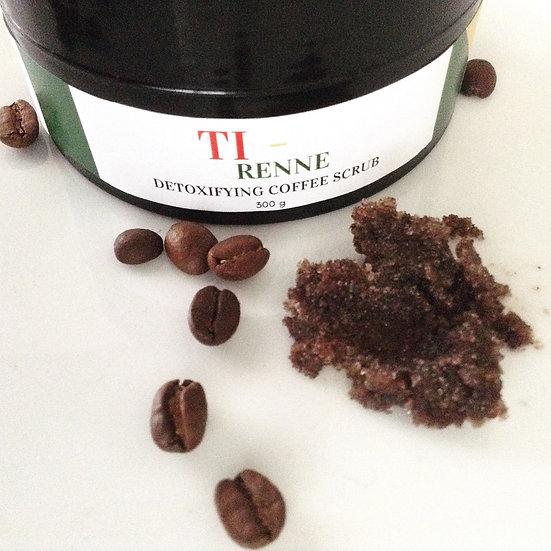 Detox Coffee Scrub (body scrub)