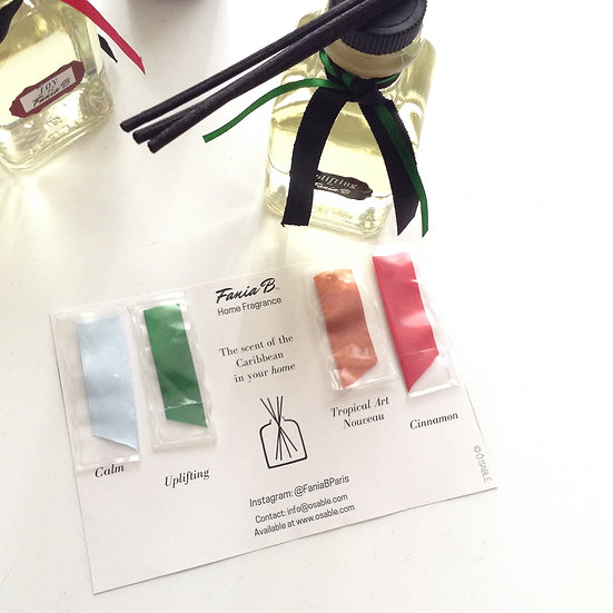 Home Fragrance Selector