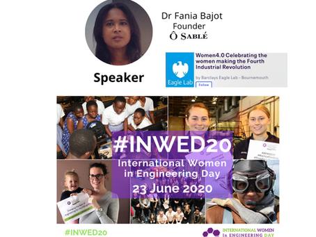 Women4.0 for International Women in Engineering Day