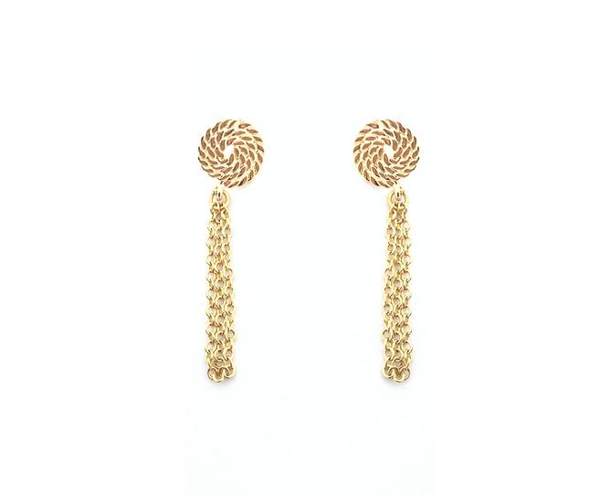 Chainette Earrings