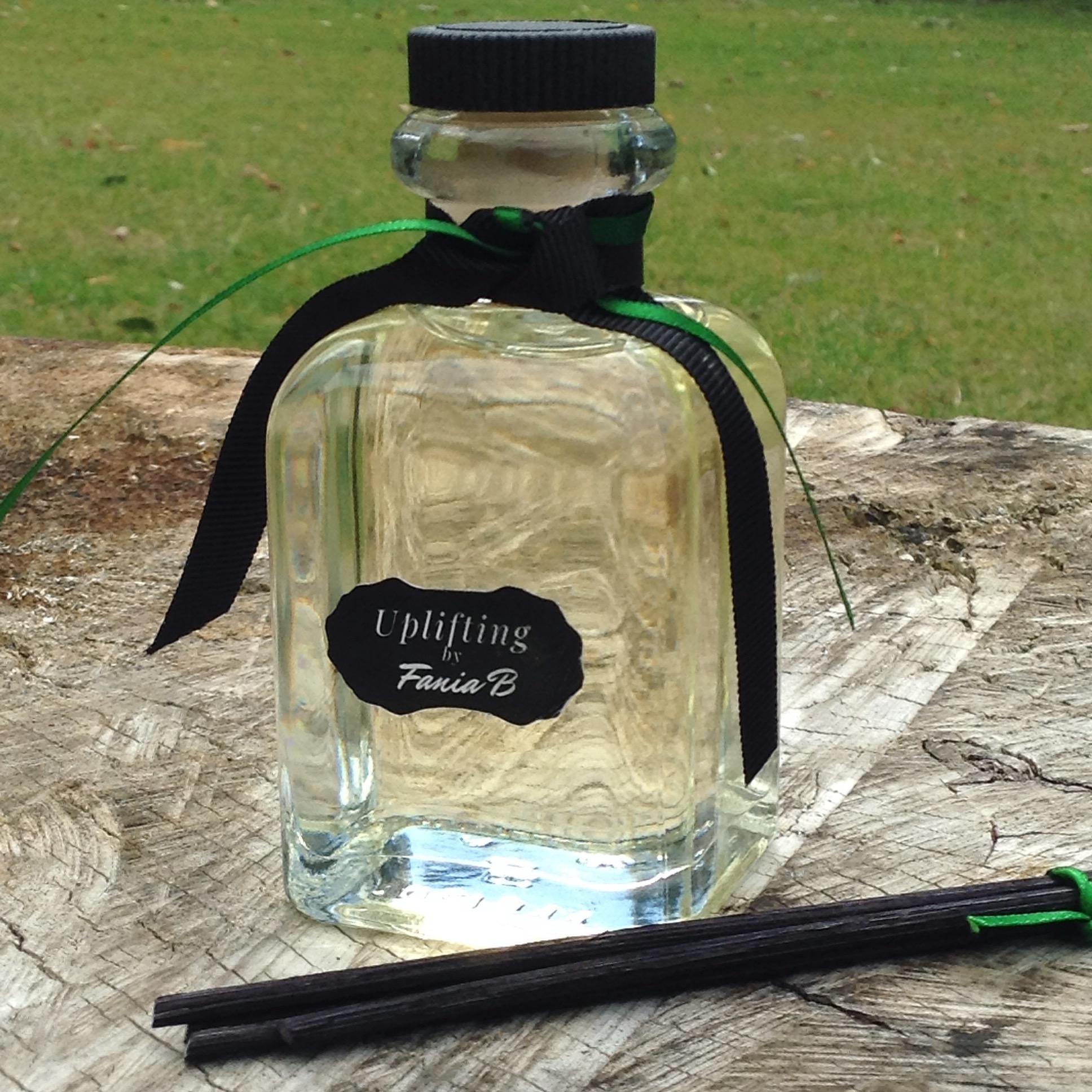 Uplifting home fragrance