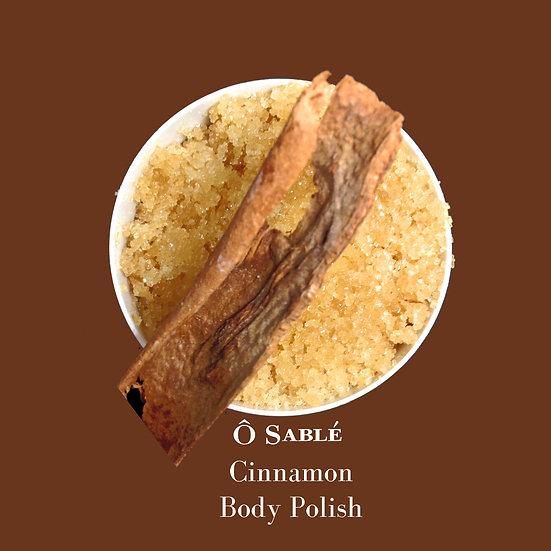 Cinnamon Body Polish