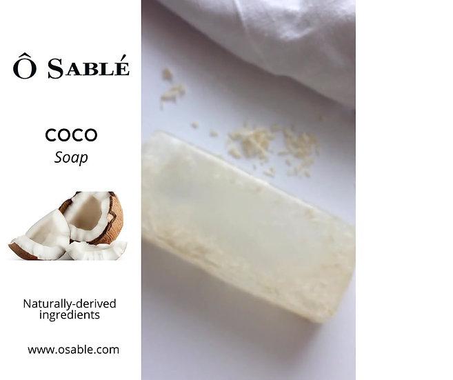 Coco - Apothecary Soap