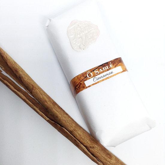 Cinnamon Scented Soap