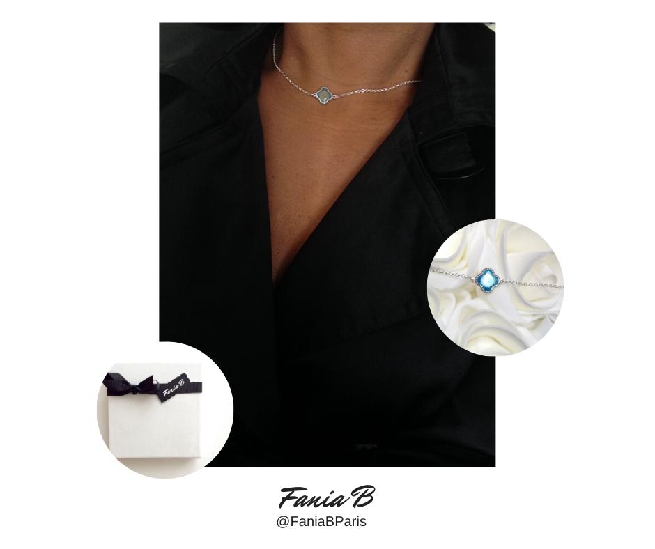 Fania B - Bleu Mer
