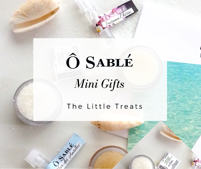 Mini Gifts - Samples
