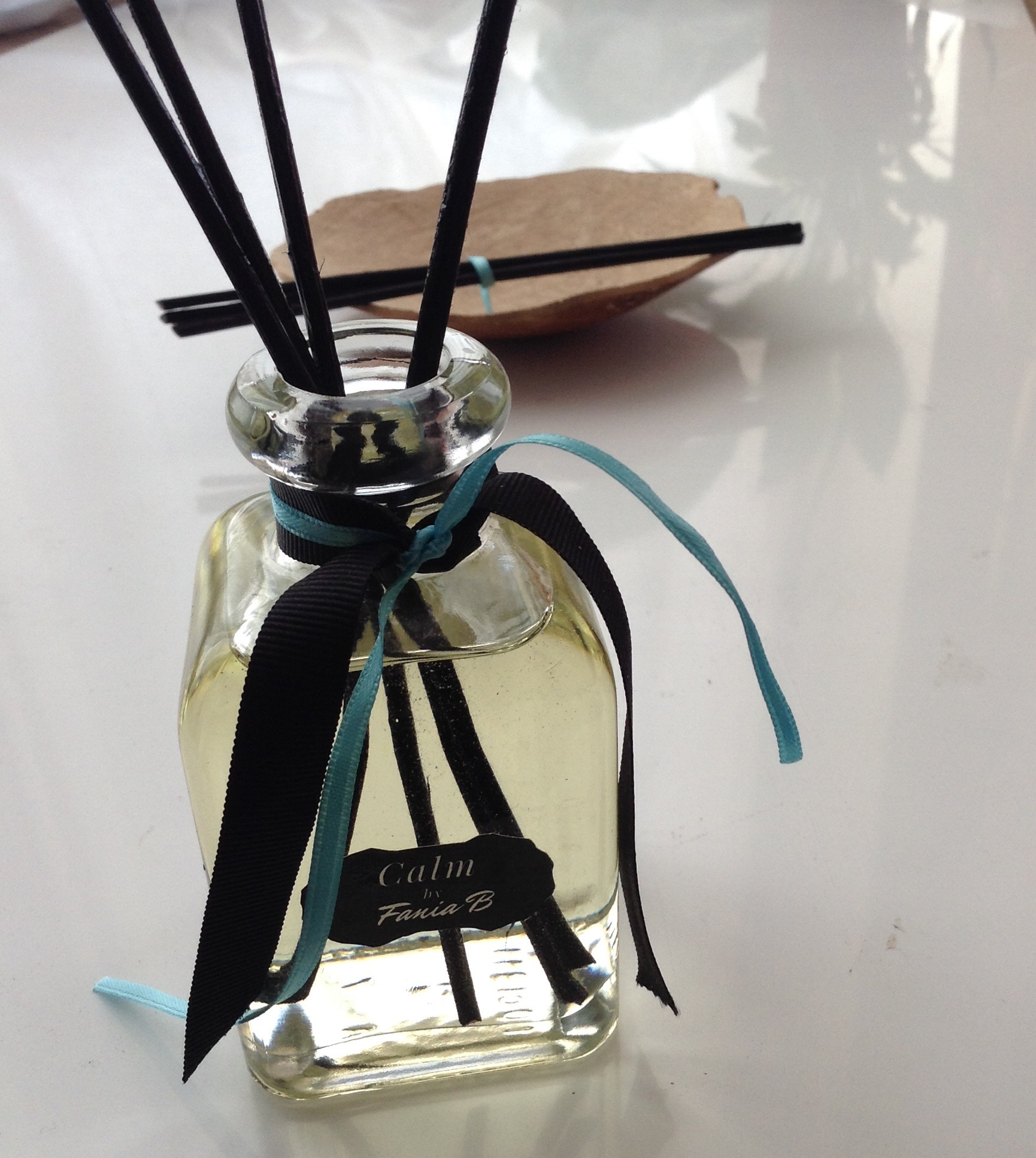 Home fragrance sea inspired
