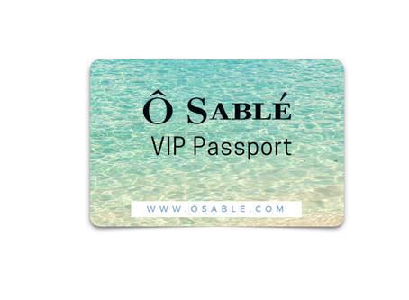 Passport for Tropical Luxury