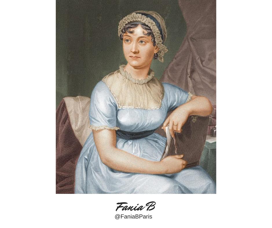 Jane Austen portait