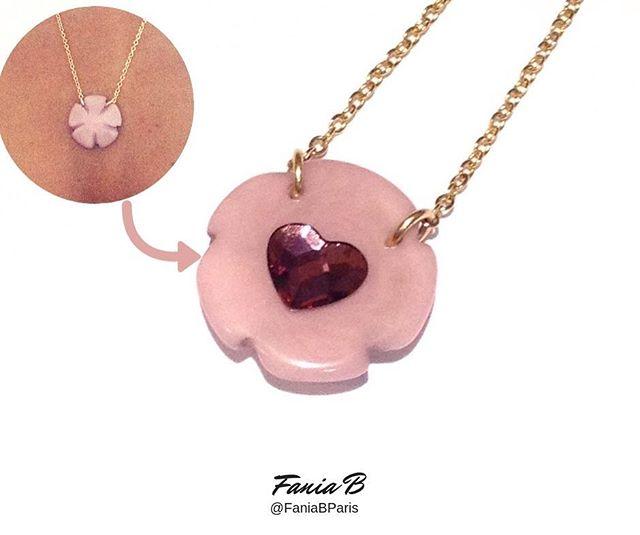 Double Jeu Poudré_2 in 1 pendant